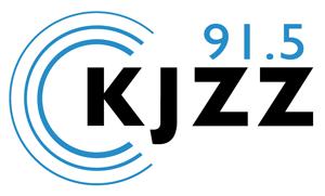KJZZ 91.5FM Logo